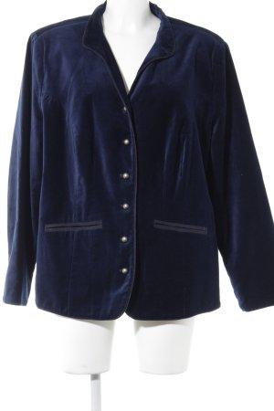 Paola! Long-Blazer dunkelblau klassischer Stil