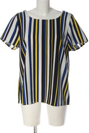 Paola! Schlupf-Bluse Streifenmuster Casual-Look