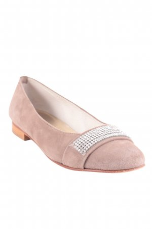 Paoliballerina Ballerinas grey brown casual look