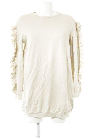 Paolo Casalini Sweatshirt creme Casual-Look