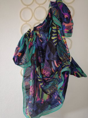 Pañuelo multicolor Algodón
