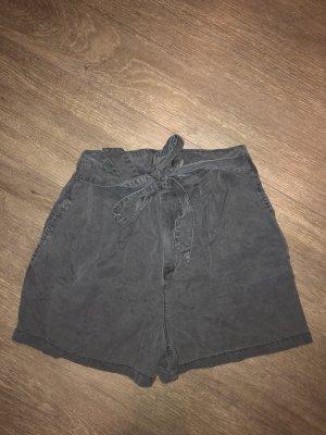 Vero Moda Pantalone a vita alta grigio-antracite