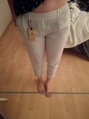 Tally Weijl Pantalone a 3/4 bianco