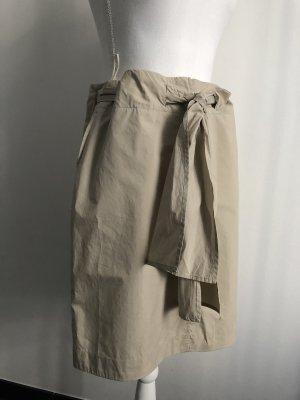 Jil Sander Falda estilo cargo beige claro-marrón grisáceo