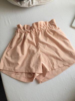 Short moulant abricot-rosé
