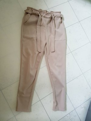 Made in Italy Pantalon crème-beige