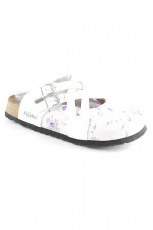 Papillio Pantoffeln florales Muster Casual-Look