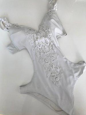 PARAH Badeanzug in weiß