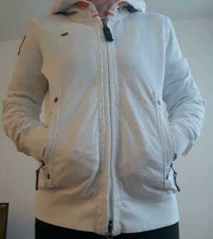 Parajumpers Sweat Jacket white