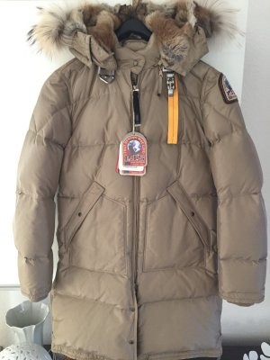 ... parajumpers girl jackets parajumpers light long bear tobacco