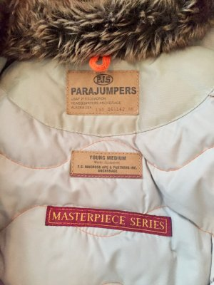 Parajumpers Parka - Young Medium - Masterpiece Series !Unisex!