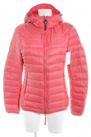Parajumpers Steppjacke rot Steppmuster Casual-Look