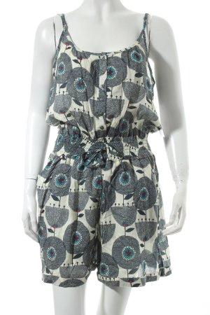 Paramita Jumpsuit florales Muster Street-Fashion-Look