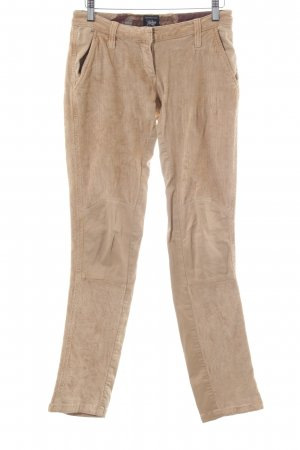 Parasuco Corduroy Trousers beige casual look