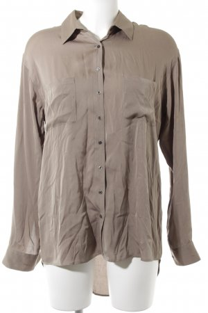 Parenti's Hemd-Bluse beige Casual-Look