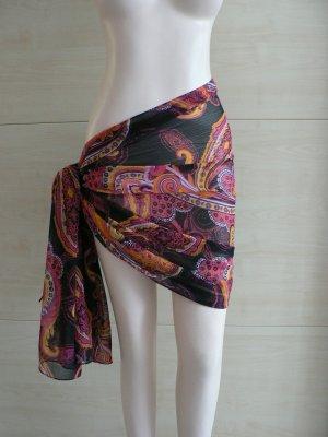 Pareo Tuch H&M gemustert
