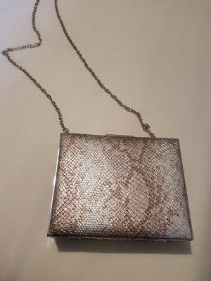 Parfois Mini Bag silver-colored