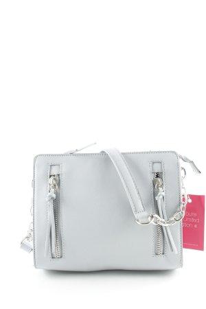 Parfois Handtasche blassblau Street-Fashion-Look