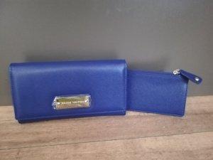 Paris hilton Portefeuille bleu
