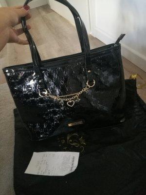 Paris hilton Shopper black