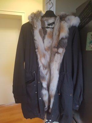 I like Parka anthracite fur
