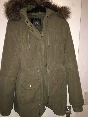 b.p.c. Bonprix Collection Winter Jacket khaki