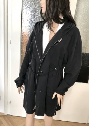 5 Preview Parka negro