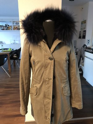 Parka Blonde No.8