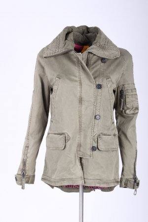 Parka Blonde No.8 in Khaki Gr:36