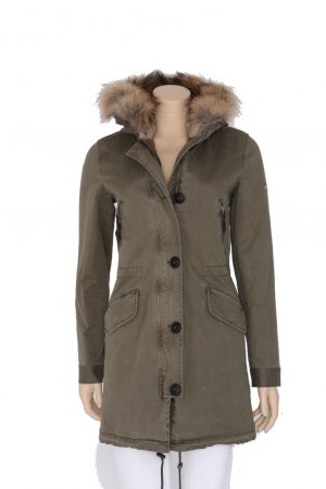 Parka Blonde No.8 in Khaki Gr:42 NEU