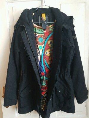 Blonde No. 8 Winter Jacket multicolored wool