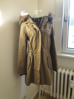 QS by s.Oliver Parka beige