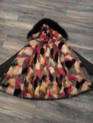 Parka Fake Fur. Gr.36