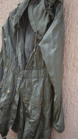 PARKA MANTEL JACKE Gr. S/M 34/36/38/40 OVERSIZE-STYLE ONE-SIZE UNIVERSALGRÖSSE NEU NEUPREIS 49,99€ Vintage-Style!!! Antik-Style!!! Military-Style!!!