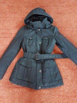 Parka/Mantel/Jacke von Esprit, schwarz neu gr.M