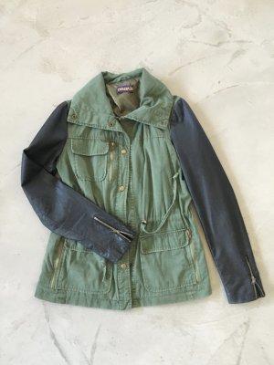 Parka // Military-Jacke // Reverso
