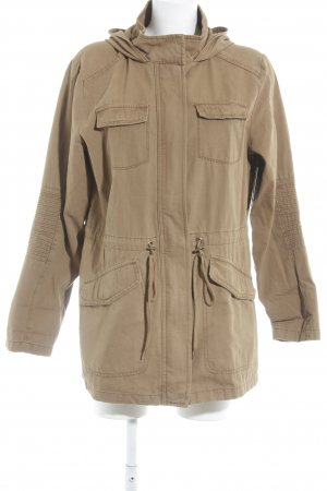 Parka ocker Urban-Look