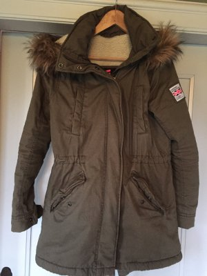 """Parka """"The Rookie by Superdry"""" Gr M 38"""