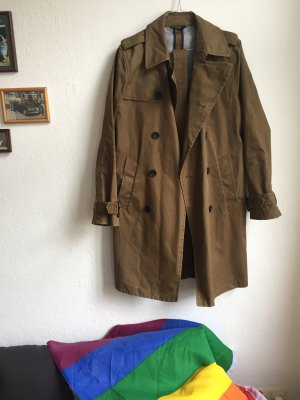 H&M Trench Coat multicolored