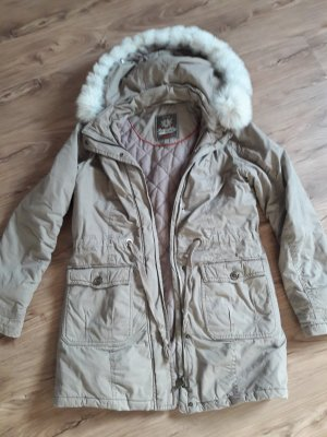 Royal republiq Parka beige-camel