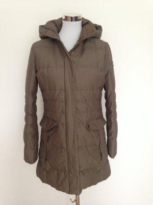 Woolrich Winter Jacket green grey