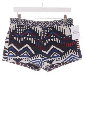 Parker Hot Pants mehrfarbig Ethno-Look
