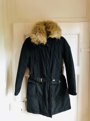Woolrich Abrigo de plumón negro