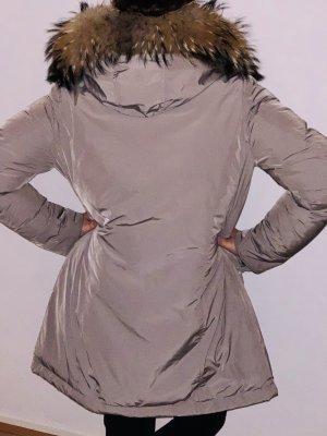 Woolrich Manteau d'hiver beige-chameau
