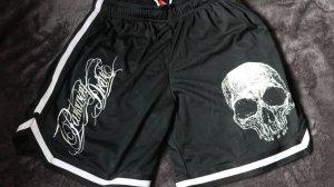 Parkway Drive Shorts