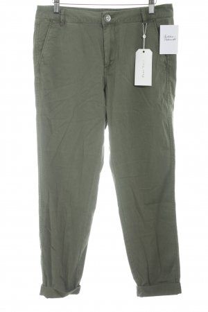 Part two Chinohose khaki Casual-Look