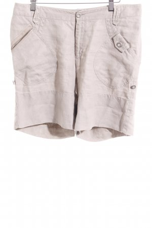 Part two Linen Pants beige casual look