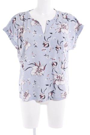 Part two Camiseta estampado floral look casual