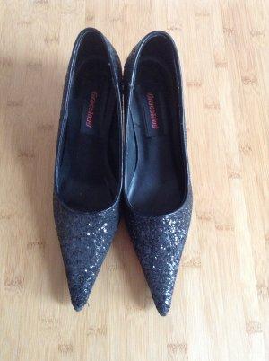 Party-Glitzer-Schuhe