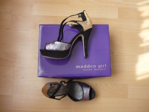 Party High Heels /Peep toes / Sandaletten, Gr, 38